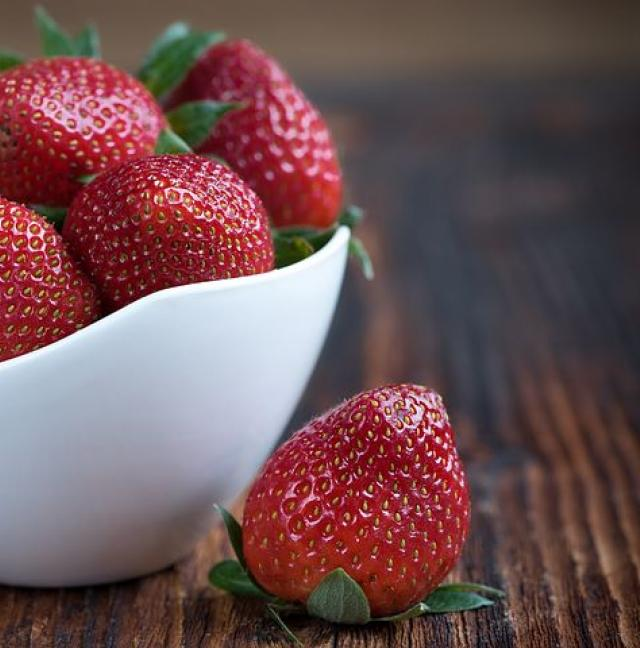 Nutrition Photo - Strawberries